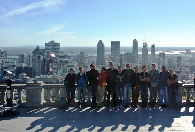Mont Royal à Montréal